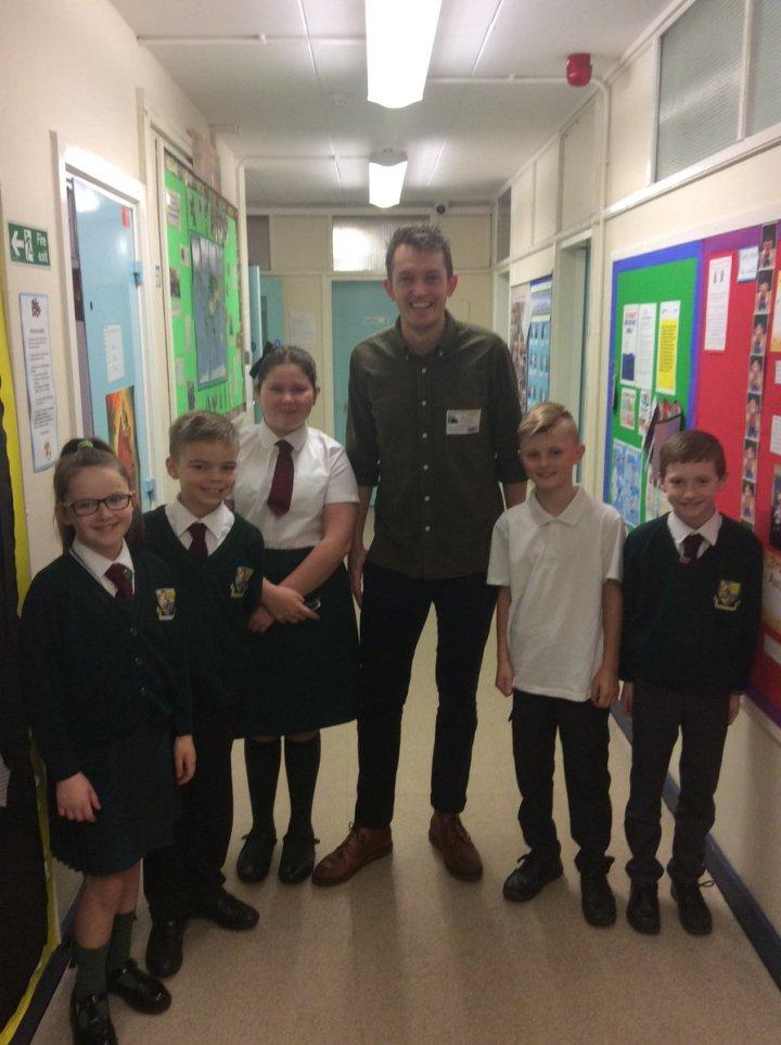 St Ambrose Primary 1