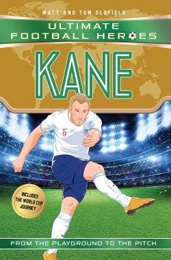 Kane - Golden Boot