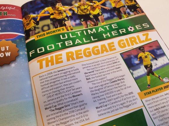 kickaround magazine column 1